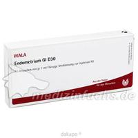 ENDOMETRIUM GL D30, 10X1 ML, Wala Heilmittel GmbH