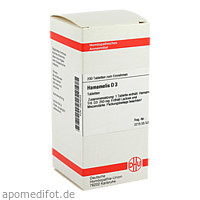 HAMAMELIS D 3, 200 ST, Dhu-Arzneimittel GmbH & Co. KG