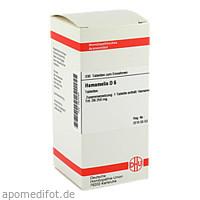 HAMAMELIS D 6, 200 ST, Dhu-Arzneimittel GmbH & Co. KG