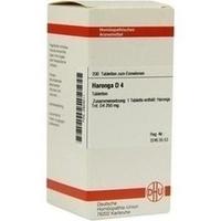 HARONGA D 4, 200 ST, Dhu-Arzneimittel GmbH & Co. KG