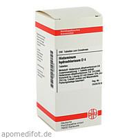 HISTAMINUM HYDROCHLOR D 4, 200 ST, Dhu-Arzneimittel GmbH & Co. KG
