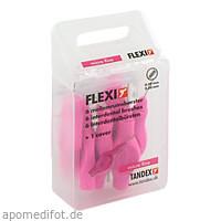 TANDEX FLEXI ID Bürsten Coral (Pink) 0.4mm, 6 ST, Tandex GmbH