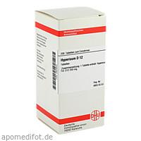 HYPERICUM D12, 200 ST, Dhu-Arzneimittel GmbH & Co. KG