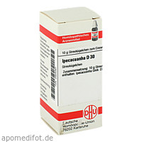 IPECACUANHA D30, 10 G, Dhu-Arzneimittel GmbH & Co. KG