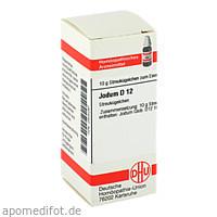 JODUM D12, 10 G, Dhu-Arzneimittel GmbH & Co. KG