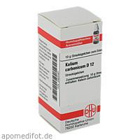 KALIUM CARB D12, 10 G, Dhu-Arzneimittel GmbH & Co. KG