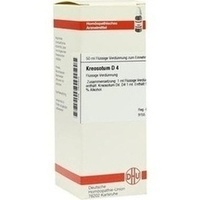 KREOSOTUM D 4, 50 ML, Dhu-Arzneimittel GmbH & Co. KG