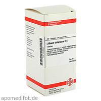 LITHIUM CHLORAT D 6, 200 ST, Dhu-Arzneimittel GmbH & Co. KG