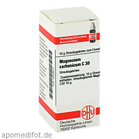 MAGNESIUM CARB C30, 10 G, Dhu-Arzneimittel GmbH & Co. KG