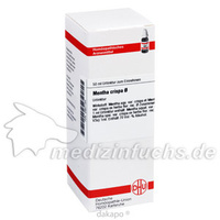 MENTHA CRISPA URT, 50 ML, Dhu-Arzneimittel GmbH & Co. KG