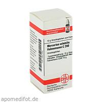 MERCURIUS SOLUB HAHNE C200, 10 G, Dhu-Arzneimittel GmbH & Co. KG