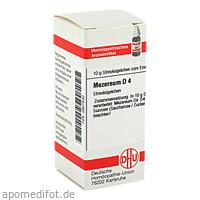 MEZEREUM D 4, 10 G, Dhu-Arzneimittel GmbH & Co. KG