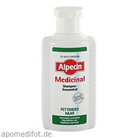 ALPECIN MEDICINAL SHAMPOO KONZENTRAT FETTENDES HAA, 200 ML, Dr. Kurt Wolff GmbH & Co. KG