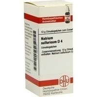 NATRIUM SULF D 4, 10 G, Dhu-Arzneimittel GmbH & Co. KG