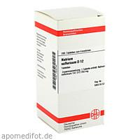 NATRIUM SULF D12, 200 ST, Dhu-Arzneimittel GmbH & Co. KG