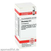 OKOUBAKA D 3, 10 G, Dhu-Arzneimittel GmbH & Co. KG