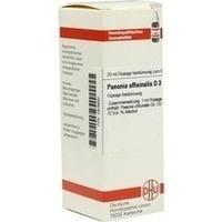 PAEONIA OFFIC D 3, 20 ML, Dhu-Arzneimittel GmbH & Co. KG