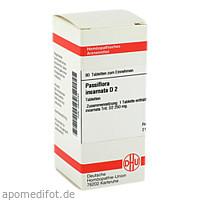 PASSIFLORA INCARNATA D 2, 80 ST, Dhu-Arzneimittel GmbH & Co. KG