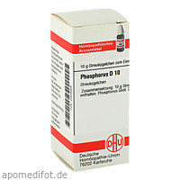 PHOSPHORUS D10, 10 G, Dhu-Arzneimittel GmbH & Co. KG