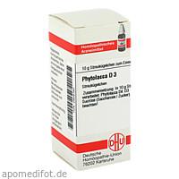 PHYTOLACCA D 3, 10 G, Dhu-Arzneimittel GmbH & Co. KG