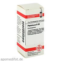 PHYTOLACCA D30, 10 G, Dhu-Arzneimittel GmbH & Co. KG