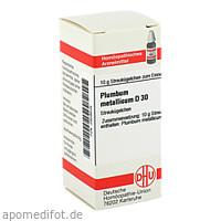 PLUMBUM MET D30, 10 G, Dhu-Arzneimittel GmbH & Co. KG