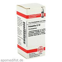 PULSATILLA D10, 10 G, Dhu-Arzneimittel GmbH & Co. KG