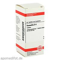 RAUWOLFIA D 4, 80 ST, Dhu-Arzneimittel GmbH & Co. KG