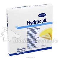 Hydrocoll Wundverband 7.5x7.5cm, 10 ST, Bios Medical Services GmbH