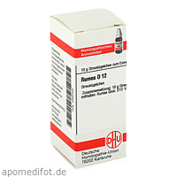 RUMEX D12, 10 G, Dhu-Arzneimittel GmbH & Co. KG