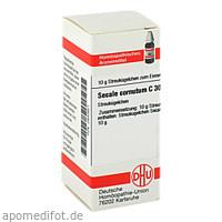 SECALE CORNUT C30, 10 G, Dhu-Arzneimittel GmbH & Co. KG