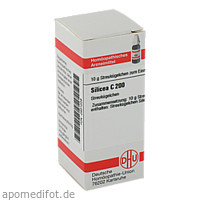 SILICEA C200, 10 G, Dhu-Arzneimittel GmbH & Co. KG