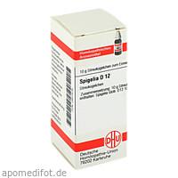 SPIGELIA D12, 10 G, Dhu-Arzneimittel GmbH & Co. KG