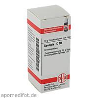 SPONGIA C30, 10 G, Dhu-Arzneimittel GmbH & Co. KG