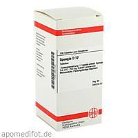SPONGIA D12, 200 ST, Dhu-Arzneimittel GmbH & Co. KG