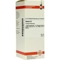 STICTA D 3, 50 ML, Dhu-Arzneimittel GmbH & Co. KG