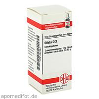 STICTA D 3, 10 G, Dhu-Arzneimittel GmbH & Co. KG