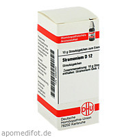 STRAMONIUM D12, 10 G, Dhu-Arzneimittel GmbH & Co. KG