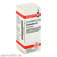STROPHANTHUS D 4, 10 G, Dhu-Arzneimittel GmbH & Co. KG