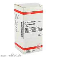 THYREOIDINUM D 6, 200 ST, Dhu-Arzneimittel GmbH & Co. KG