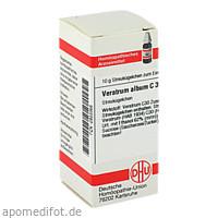 VERATRUM ALB C30, 10 G, Dhu-Arzneimittel GmbH & Co. KG