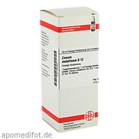 ZINCUM MET D12, 50 ML, Dhu-Arzneimittel GmbH & Co. KG