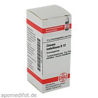 ZINCUM MET D12, 10 G, Dhu-Arzneimittel GmbH & Co. KG