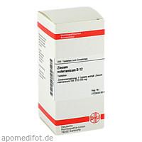 ZINCUM VALER D12, 200 ST, Dhu-Arzneimittel GmbH & Co. KG