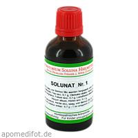 Solunat Nr. 1, 50 ML, Laboratorium Soluna Heilmittel GmbH