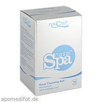 NASAL SPA Nasenspülsalz, 30X2 G, Nacur Healthcare Ltd.