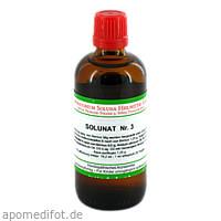 Solunat Nr. 3, 100 ML, Laboratorium Soluna Heilmittel GmbH
