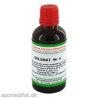 Solunat Nr. 4, 50 ML, Laboratorium Soluna Heilmittel GmbH