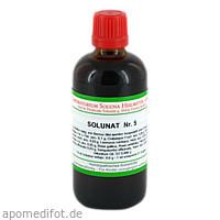 Solunat Nr. 5, 100 ML, Laboratorium Soluna Heilmittel GmbH