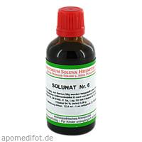Solunat Nr. 6, 50 ML, Laboratorium Soluna Heilmittel GmbH